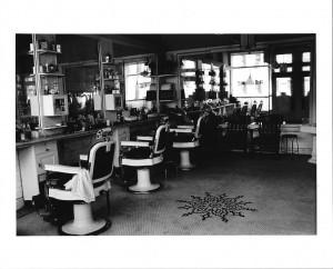 Michals, Empty New York, ca. 1964