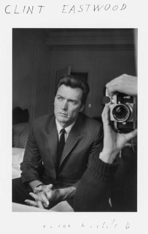 Michals. Clint Eastwood. s.d.