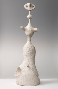 J. Miró. Maqueta de Monumento. 1964