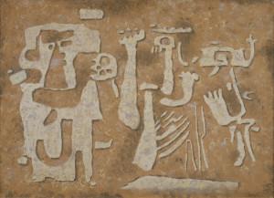 W. Baumeister. Gilgamesh e Ishtar. 1947