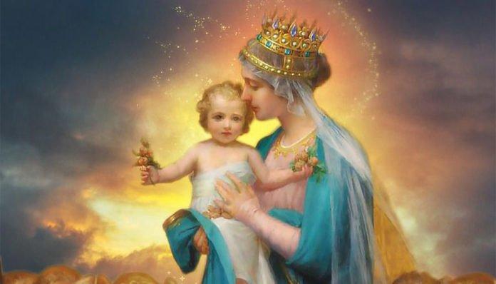 Oração do dia: colo de mãe