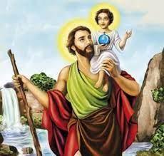 Santo do dia 24/07 São Cristóvão