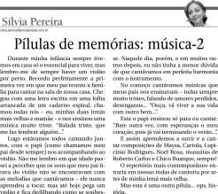 Pílulas de memória - Música 2 (3012)