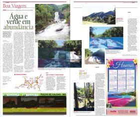 Matéria de Turismo sobre Visconde de Mauá