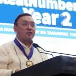 Sec. Roque kicks off Rio Tuba Mining's journey to 5 million trees