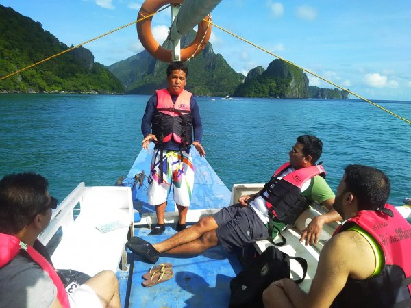 the best tour operator in Palawan