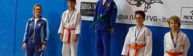 Judo, XII Trofeo Shimai. Tre medaglie per la Polisportiva Villanova