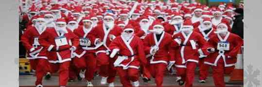 Corsa dei Babbi Natale