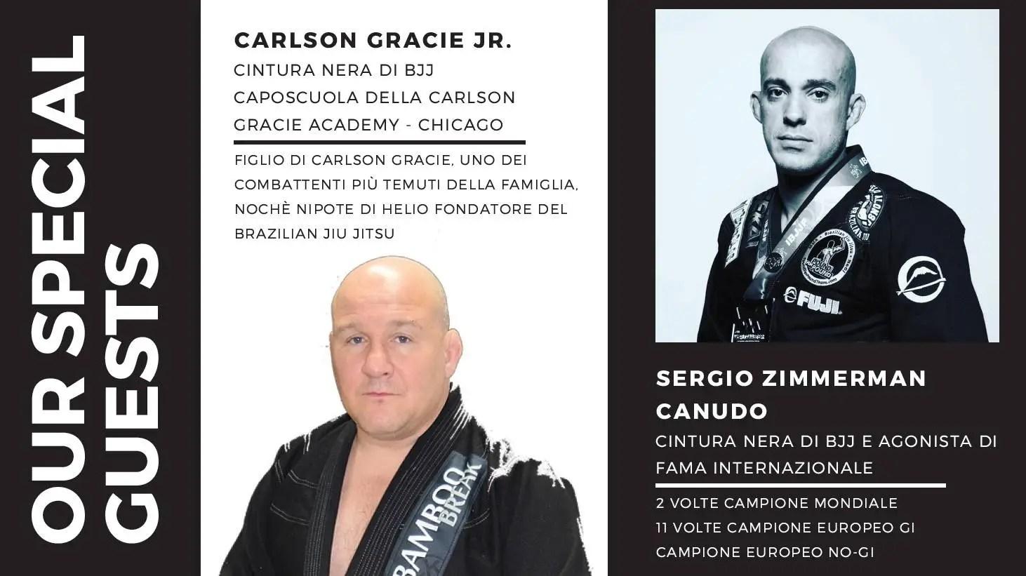 Gracie Jr e Zimmerman Canudo