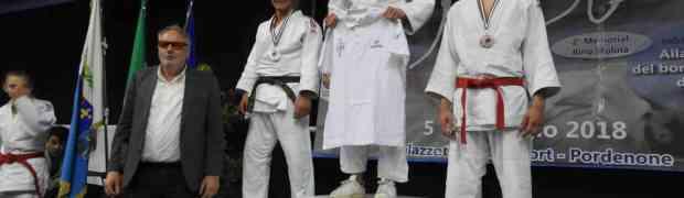 Judo, I gemelli Castoro e Visentini in Rappresentativa Nazionale Libertas
