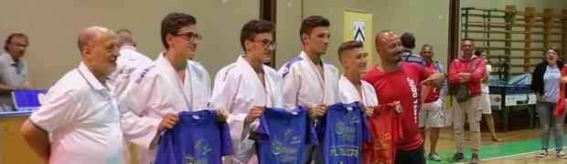 Judo, I fratelli Azeez e i gemelli Castoro sul podio alla 3a tappa del Circuito Estivo