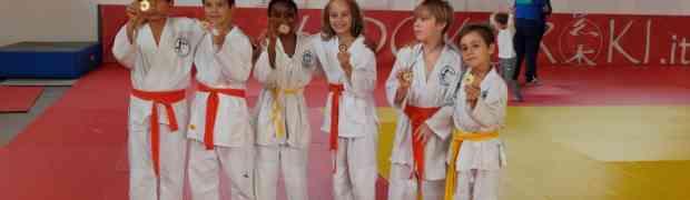 Judo, 32° Circuito Propaganda Libertas. 6 medaglie per la Polisportiva Villanova