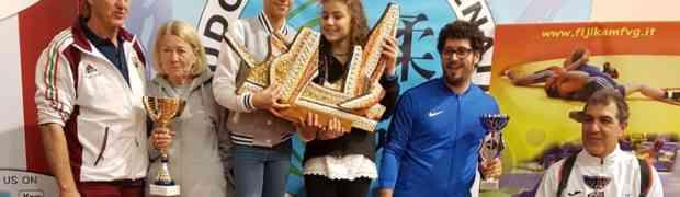 Trofeo Città del Mosaico: Quarto posto a Villanova a Spilimbergo