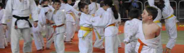 Tappa finale XII Campionato Provinciale Libertas di Judo