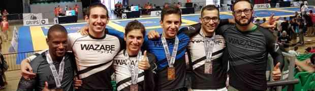 Campionati Italiani BJJ 2018: 4 titoli e 6 medaglie per il Wazabe Caimani Team