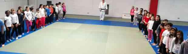 Tornano al Palazen le Mini Olimpiadi di Judo 2019