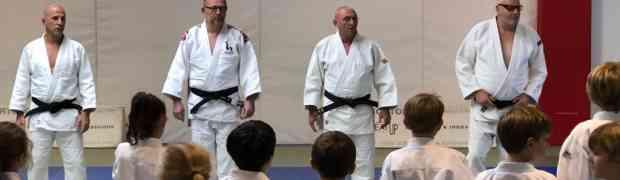 Judo. Bouchart e Muzzin insieme per diffondere il metodo della scoperta guidata