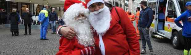 In arrivo la 6a Corsa dei Babbi Natale e delle Befane