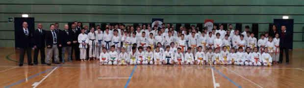 Nove medaglie per Villanova anche alla Gara Interregionale di Karate Shotokan Tradizionale