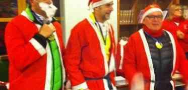 1° Corsa di Babbo Natale