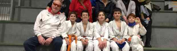 """XI Trofeo internazionale di Judo """"Città di Lavis"""": 5 su 5 i preagonisti in podio"""