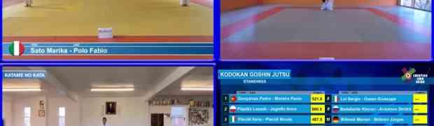 Judo. EJU Kata Tournament. Cronaca di un successo annunciato