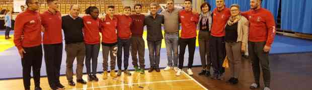 Nove medaglie per Villanova al Torneo Internazionale Nagaoka