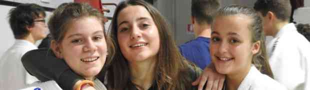 Villanova e Porcia a man bassa di medaglie al 23° Trofeo Città di Porcia
