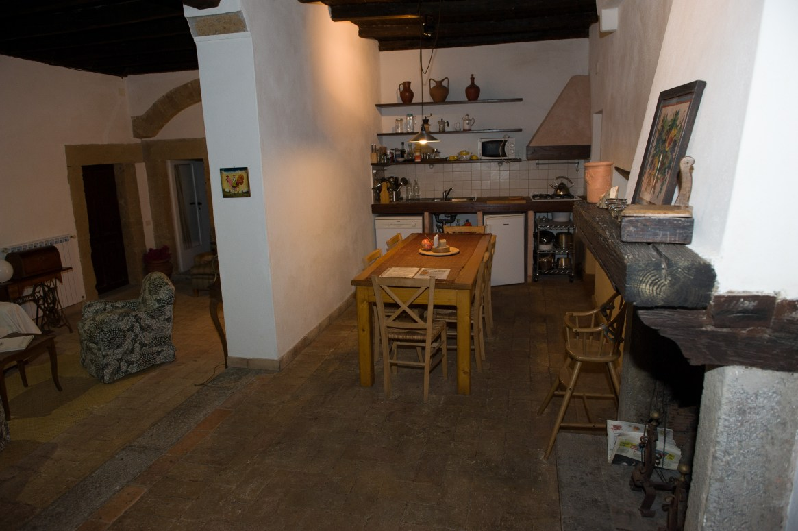 Salotto e camera pranzo