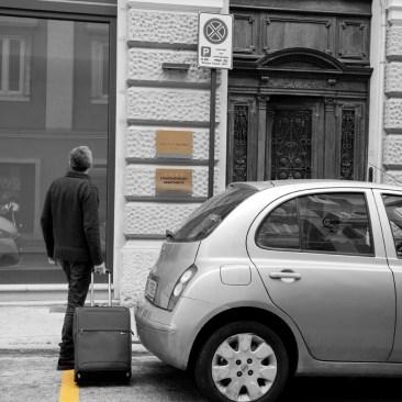 Parcheggio ckeck-in