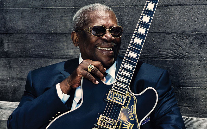 BB King morre aos 89 anos
