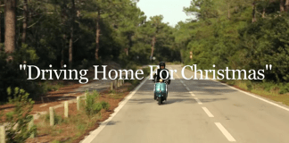 "David Fonseca ""Driving Home For Christmas"""