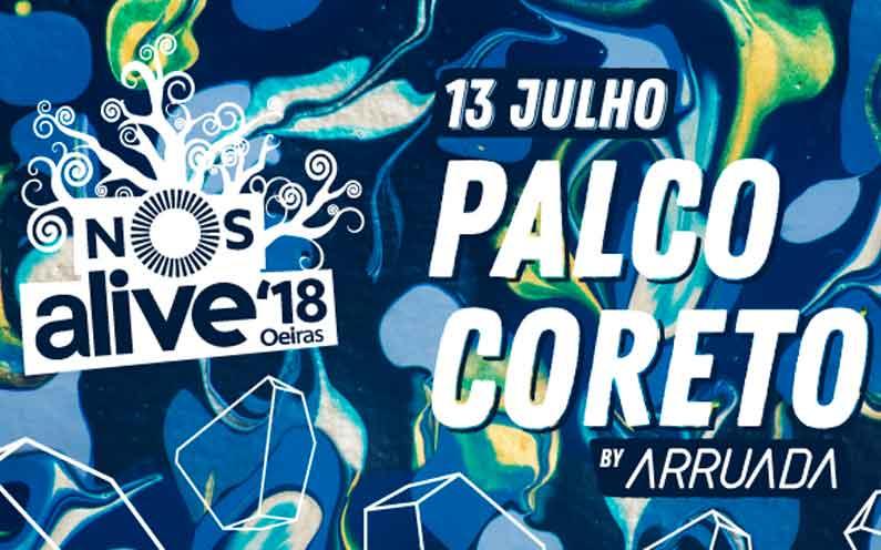 Coreto by Arruada