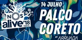 Palco Coreto by Arruada 14 de julho