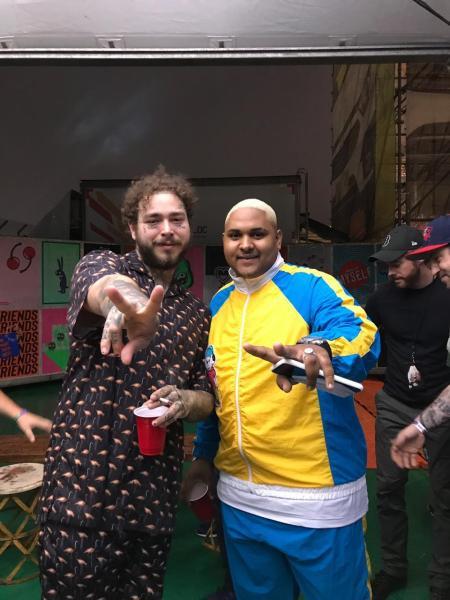 Kevin o Chris cantor mais ouvido do Spotify Brasil