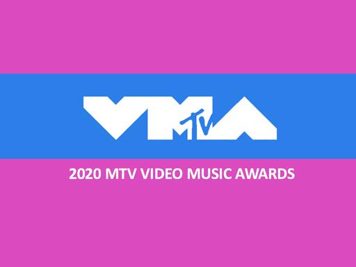 VMA MTV VIDEO MUSIC AWARDS 2020