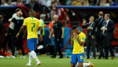 Photo of البرازيل تودع كأس العالم بعد الهزيمة أمام بلجيكا