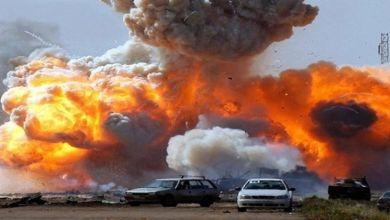 Photo of انفجار ضخم يهز العاصمة الصومالية مقديشو