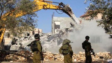 Photo of هدم منزلين بقلنسوة من قبل سلطات الاحتلال الإسرائيلي