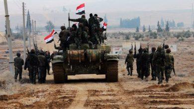 Photo of المعارضة : الجيش السوري في طريقه للسيطرة الكاملة على درعا