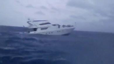 صورة انتشال ثلاثة غرقى في تايلاند خلال أعمال الإنقاذ