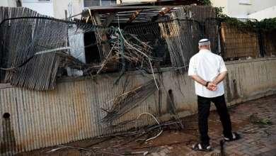 Photo of معاريف : صاروخ أصاب منزلا بسيديروت أسفر عن إصابة شخص بجروح