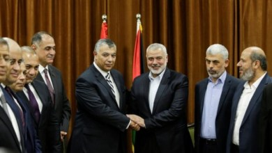 صورة فتح : قبول حماس للهدنة بمثابة هدية مجانية لإسرائيل