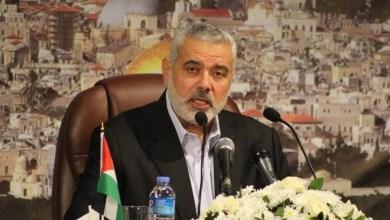 صورة حماس : رفع الحصار عن غزة لن يقابله ثمن سياسي