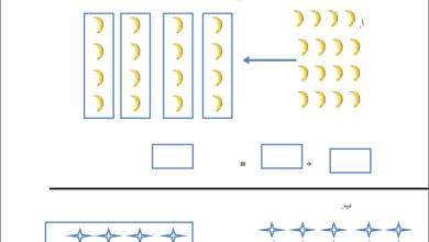Photo of أوراق عمل رائعة لحقائق القسمة على العدد 4 ، 5 لرياضيات ثاني الفصل الثاني
