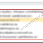 Outlook 2010: Lista de Autocompletar direcciones – Copiar a otro equipo