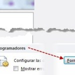 Outlook: Formularios personalizados – Guardar e instalar