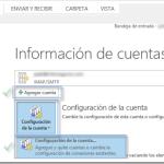 Outlook 2013 – Novedades en las cuentas IMAP