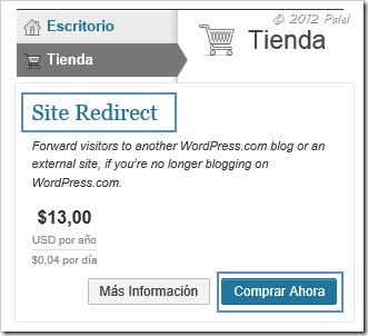 Site Redirect 1