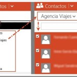 Outlook.com (Hotmail): Gestión de contactos II